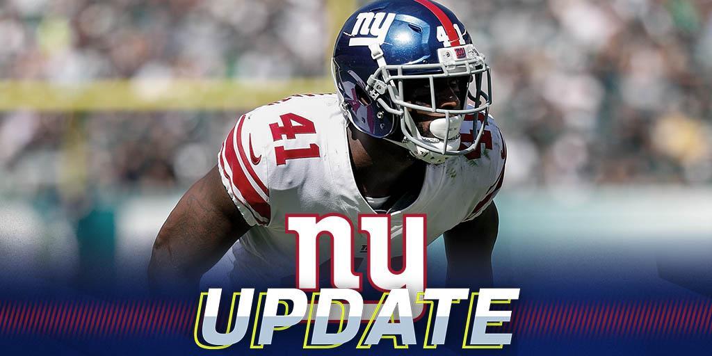 Dominique Rodgers-Cromartie suspended by Giants: https://t.co/rzs3b3T3K6 https://t.co/YUmlvE7jWb