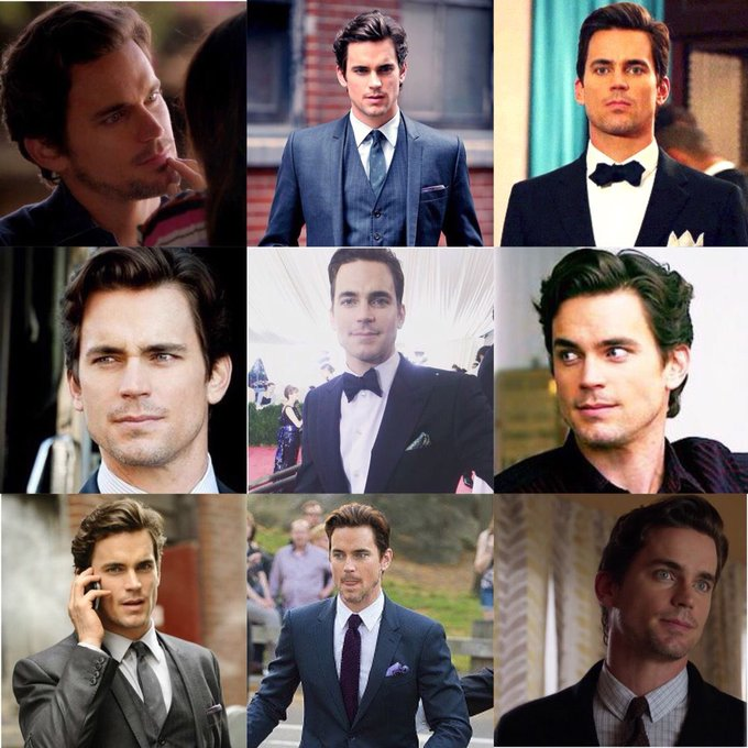 Happy birthday Matt Bomer aka the sexiest man alive!!