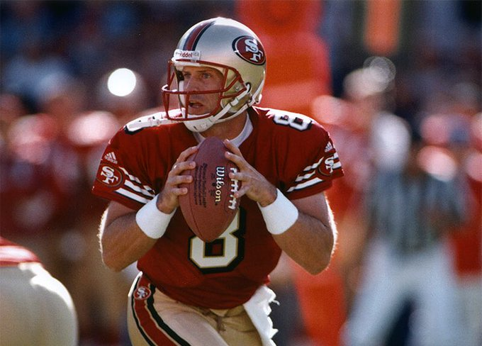 Happy Birthday Steve Young! Hope you have an incredible day!