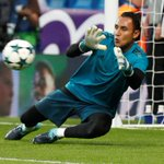 Madrid goalkeeper Navas a doubt for Tottenham clash