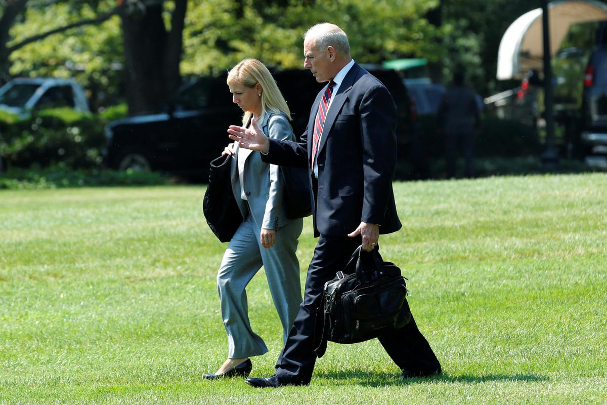 Who is Kirstjen Nielsen, Trump's reported pick for secretary of Homeland Security?