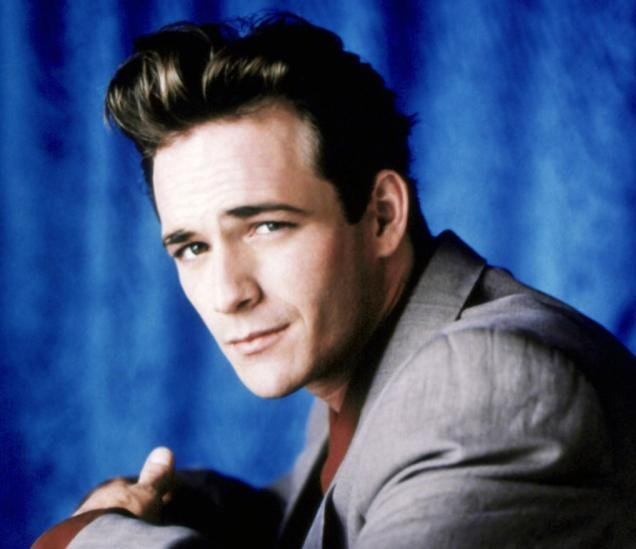 Happy 51st birthday to Luke Perry today!