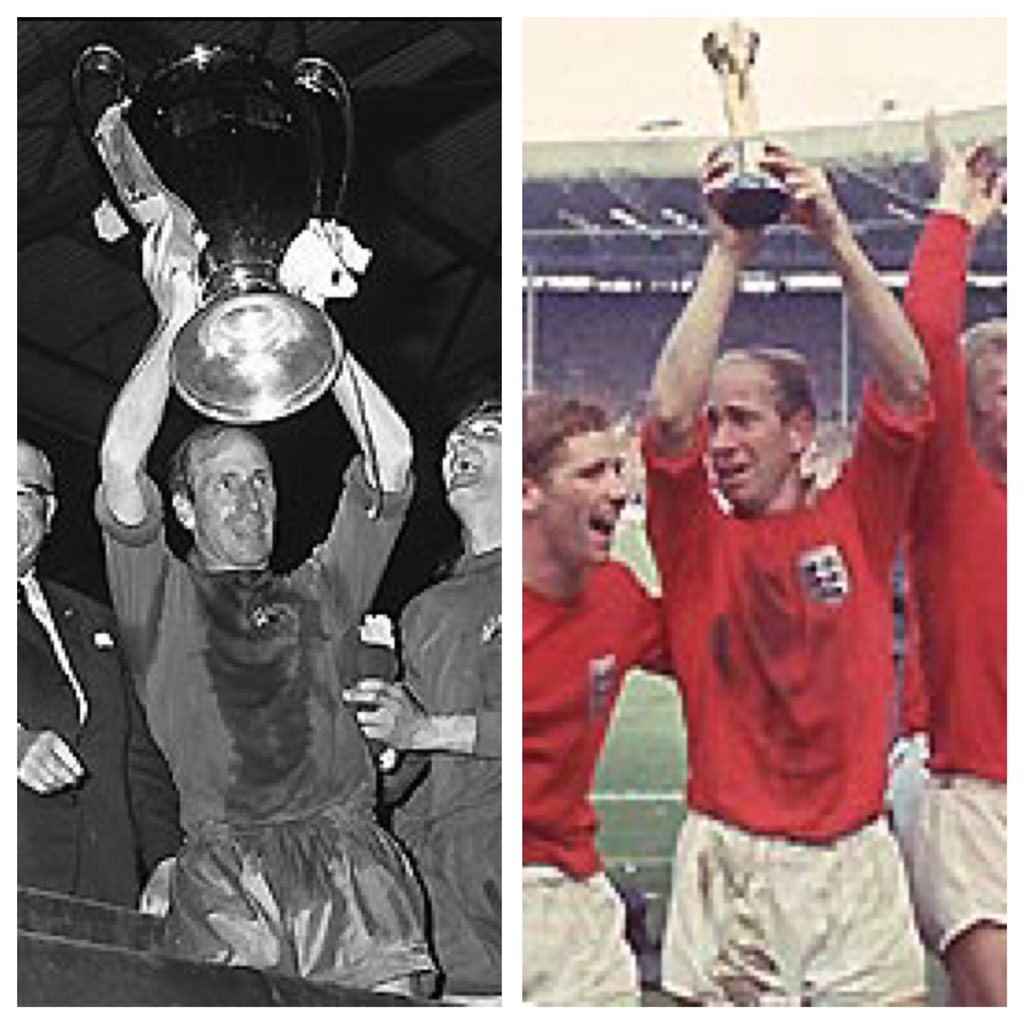 Happy 80th Birthday Sir Bobby  Charlton