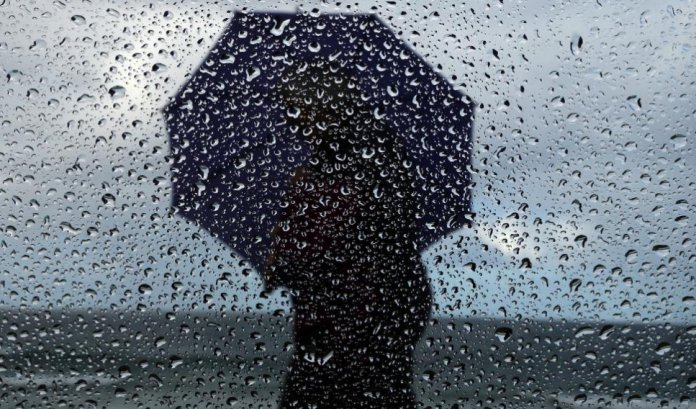 Rainstorm expected in Abardares, Mt. Kenya region