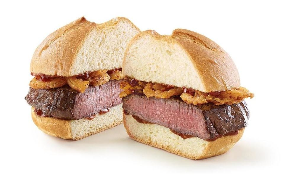 Arby's venison sandwich available nationwide this year https://t.co/3dnhtxk20A https://t.co/MncAHtibfI