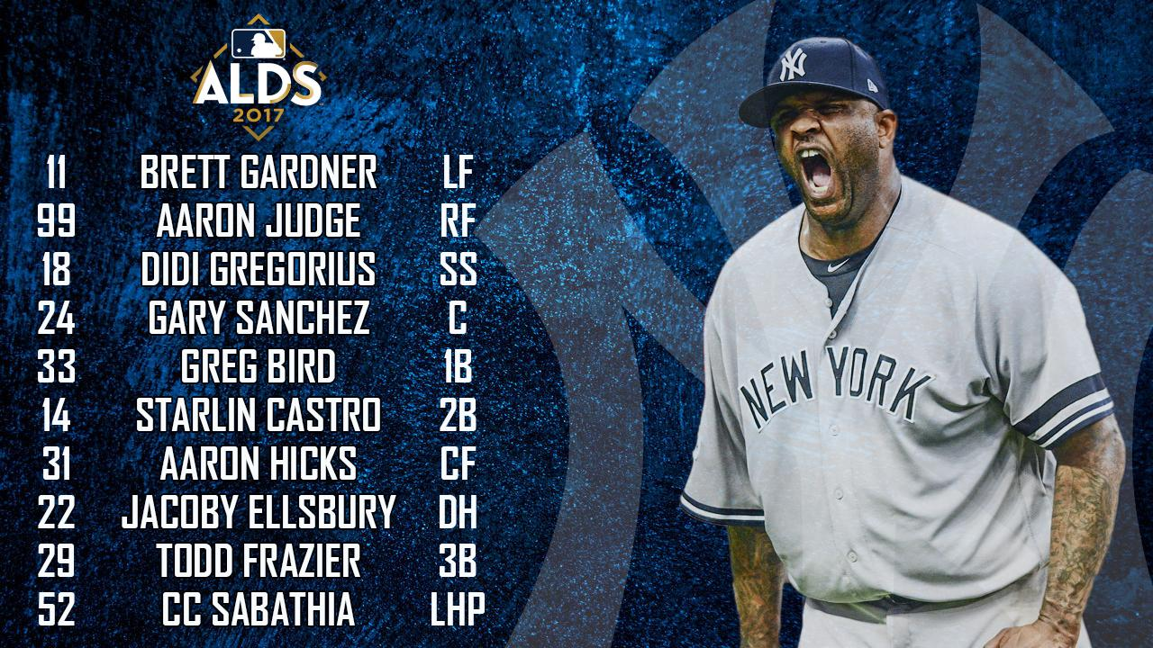 We're 3-0 with this lineup graphic so we're sticking with it again! Here we go! https://t.co/M1Hzr2MFeS https://t.co/R6mkpMmDwf