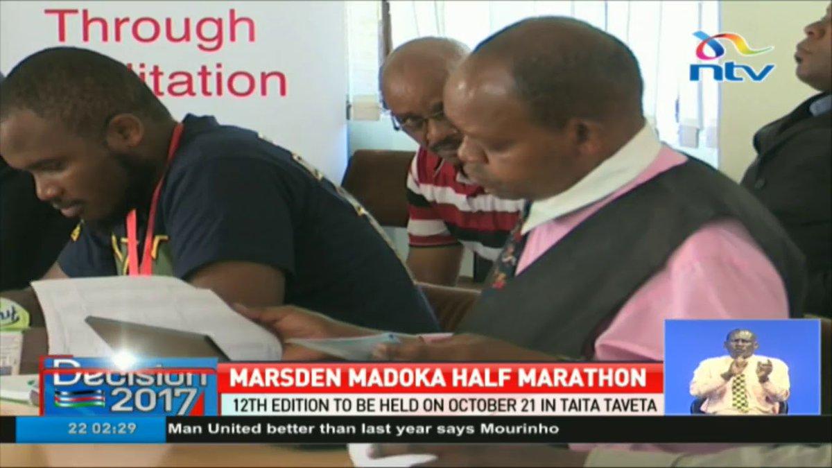 12th edition of Marsden Madoka half marathon to be held on October 21