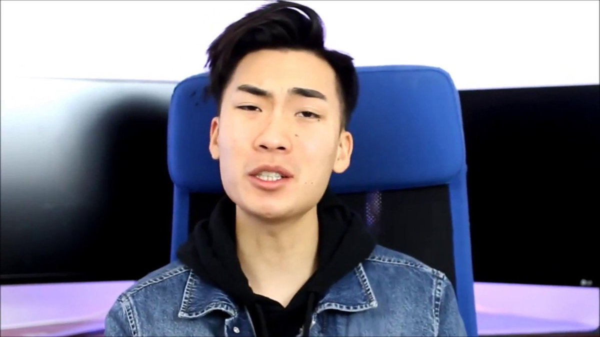 "Dammit im mad"" backwards is st ricegum"