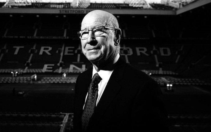 Gentleman, luminary and a true sporting hero. Happy 80th Birthday Sir Bobby Charlton...