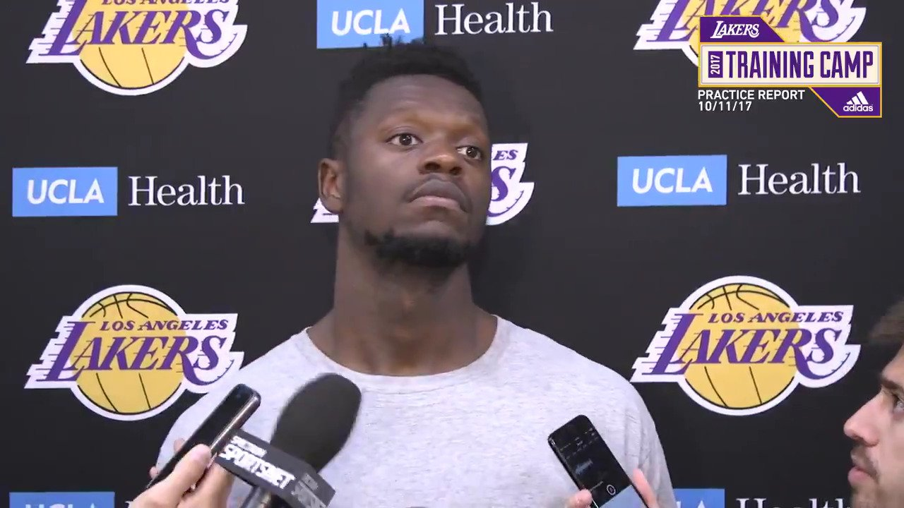 �� Julius Randle talks about his mind set heading into the final preseason game. https://t.co/4skwVEjg53