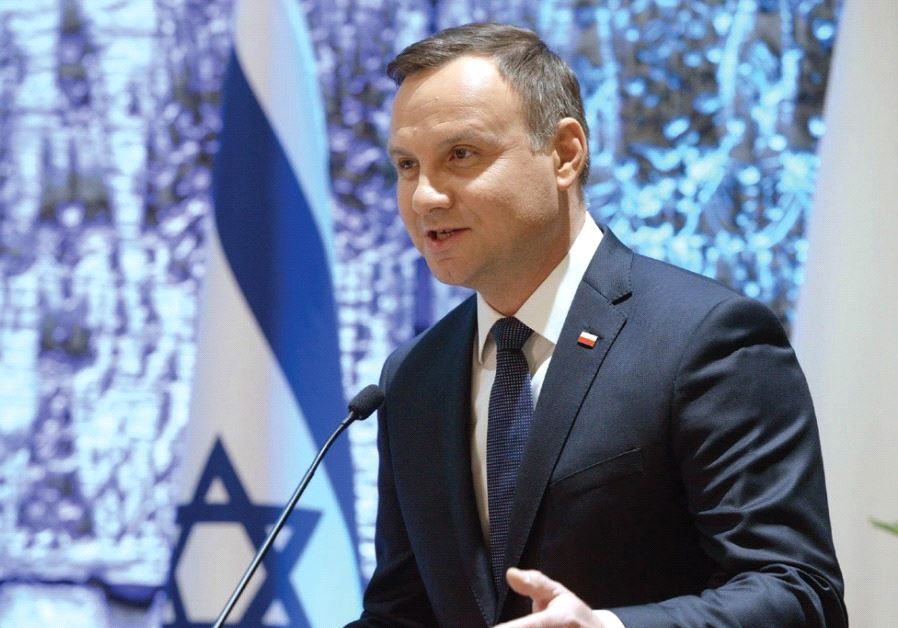 Polish president seeks to dedicate day to righteous gentiles
