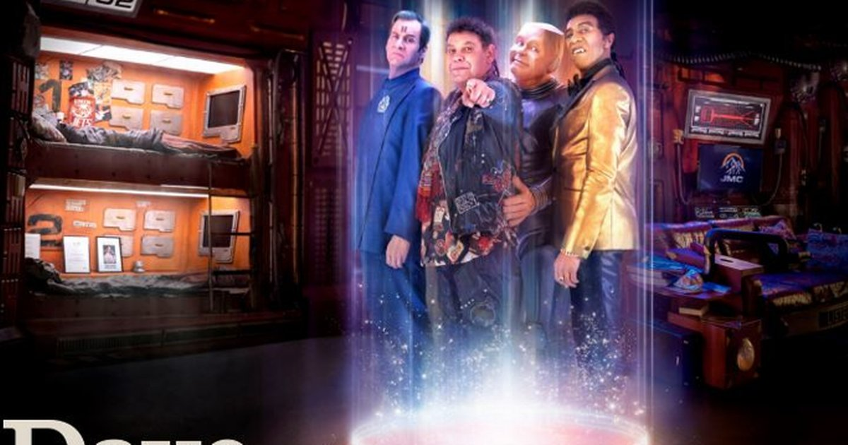 11 things you probably don't know about TV's Red Dwarf - including the Hollywood stars who originally auditioned