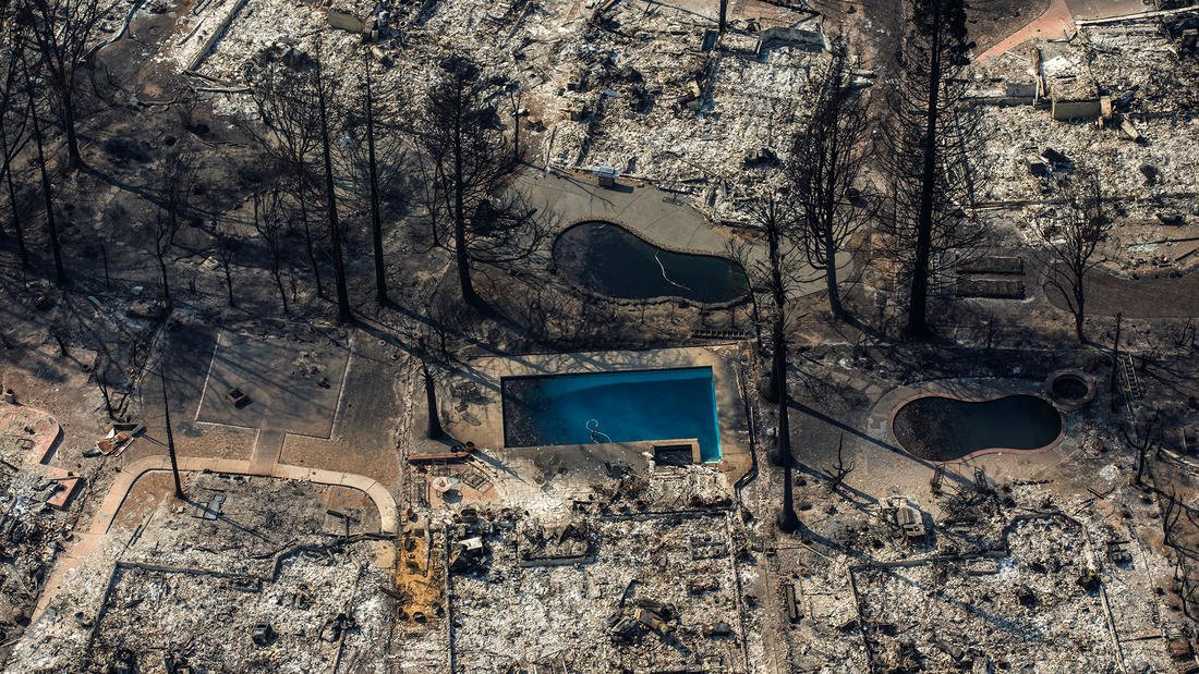 Death toll in Northern California firestorm rises to 23; whole towns are evacuated https://t.co/lXsIj8zOvk https://t.co/YbW1NBuIDD