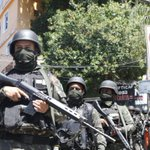 Brazilian Army Operates in Rio's Rocinha Favela for Second Day