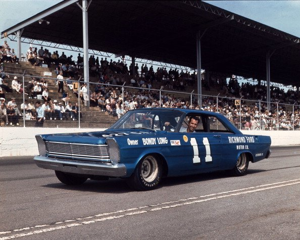 Happy 85th birthday Ned Jarrett