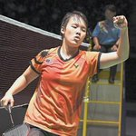 Coach worried shuttlers not really tested