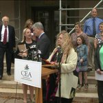 Malloy calls CEA lawsuit over state budget premature