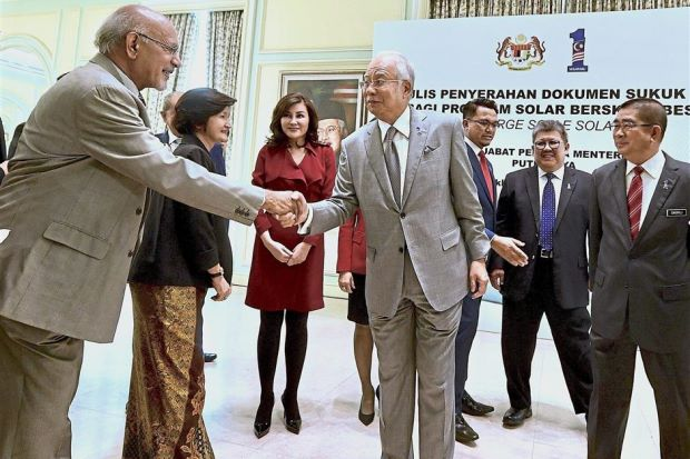 M'sia leads the way in Islamic finance   - Nation
