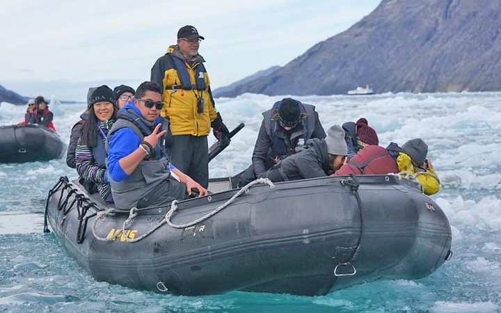 Arctic - Pacific exchange to explore cultural links