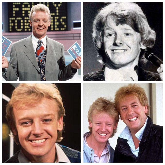 Happy Birthday to the Television Presenter, Actor and Comedian Les Dennis