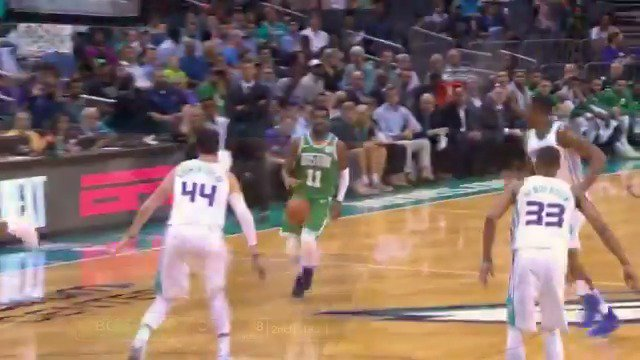Kyrie being Kyrie. https://t.co/O8x8R6CTW9