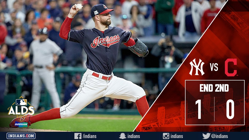 Visitors strike first. #RallyTogether https://t.co/fvhVmf2LH1