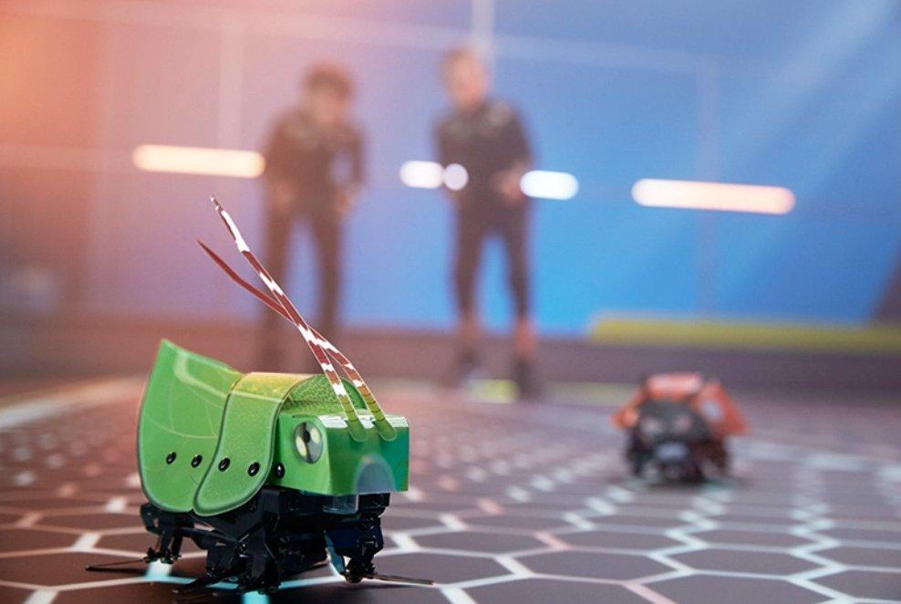 Mattel releases biologically inspired foldable robot bugs https://t.co/mLkBCpV7q8 https://t.co/rX77kOvIyd