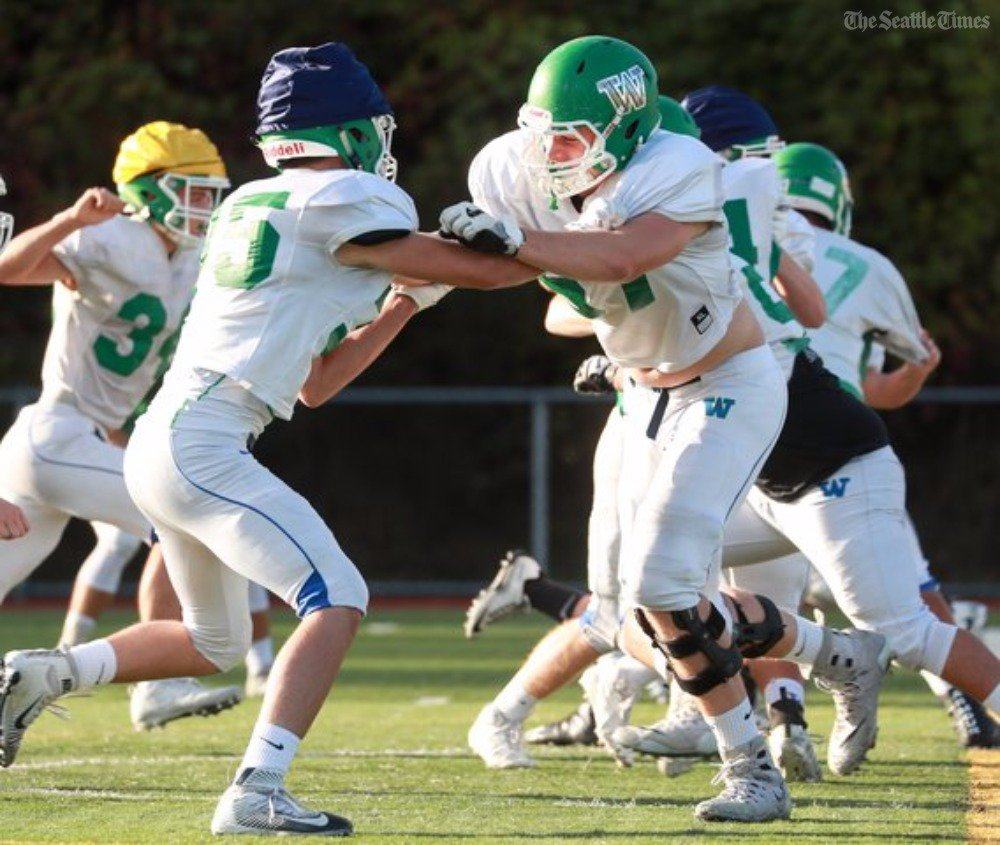 test Twitter Media - Switching from passing to blocking worked out well for Woodinville's Cade Beresford, who will play on WSU's O-line.  https://t.co/OKmHYKaUQE https://t.co/NvCqpIWWjz