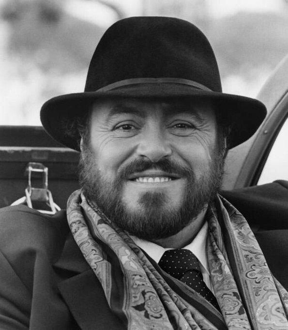 Happy Birthday Pavarotti   Luciano Pavarotti - Nessun Dorma