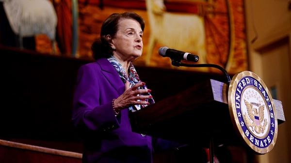 Will politics pass by Sen. Dianne Feinstein as both parties veer to extremes?  https://t.co/K3NN7Kbu16 https://t.co/8bgrQXkUQ7