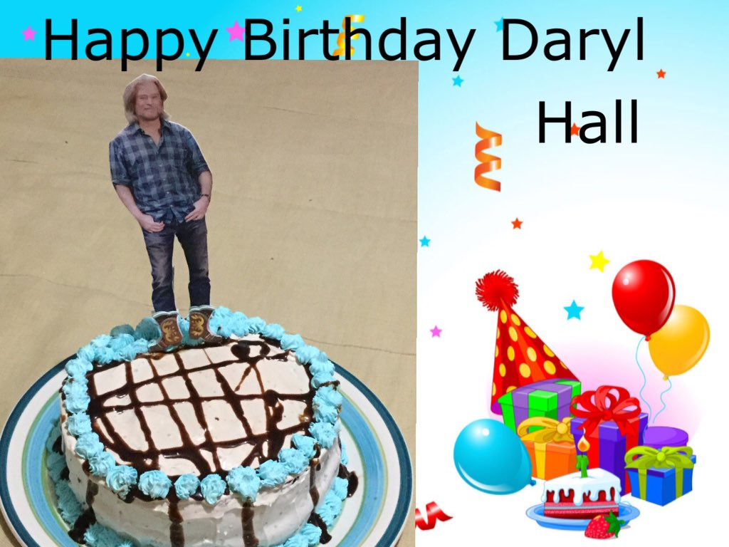 Happy Birthday Daryl hall :) hope you had a great day