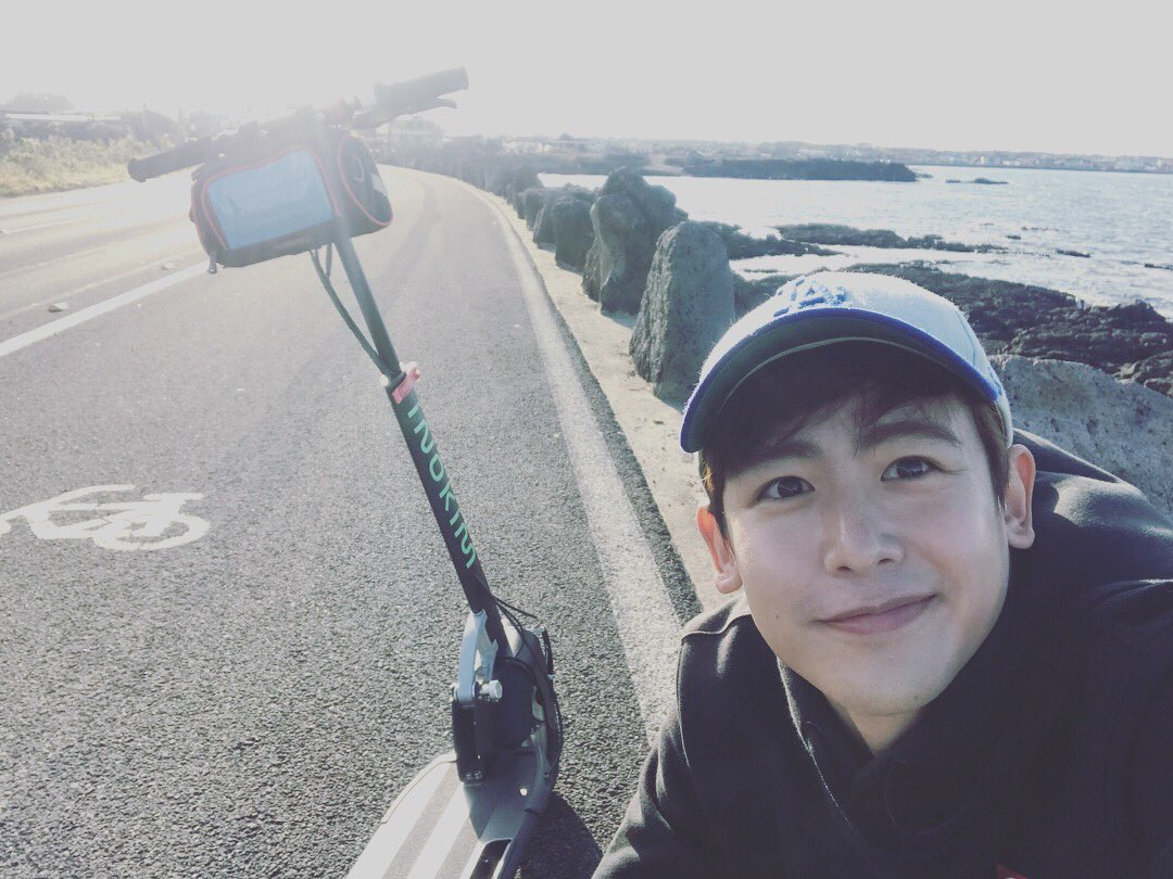 Fun time in Jeju! https://t.co/qg2iZn3DNK