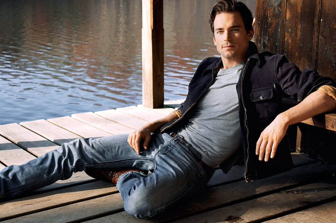 Happy Birthday, Matt Bomer!