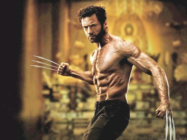 Happy Birthday Hugh Jackman (Wolverine)