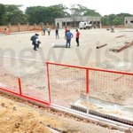 Bayern fans, Proline construct sh4b football pitch