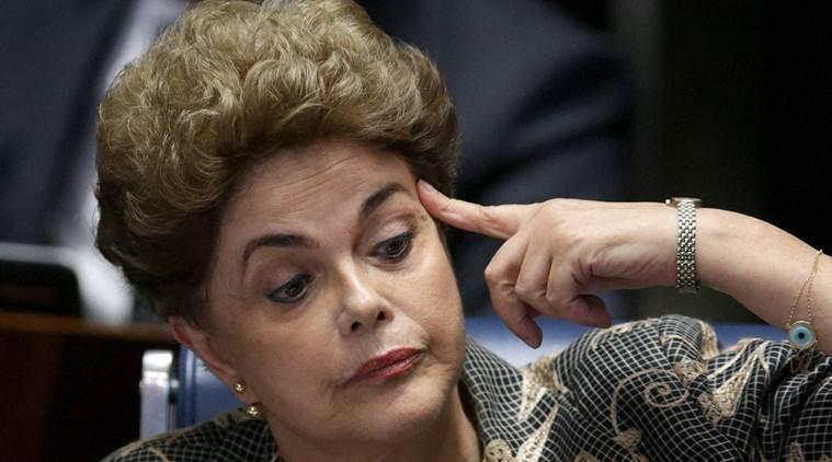 Assets of ex-Brazilian presidentDilma Rousseff frozen over refinerydeal