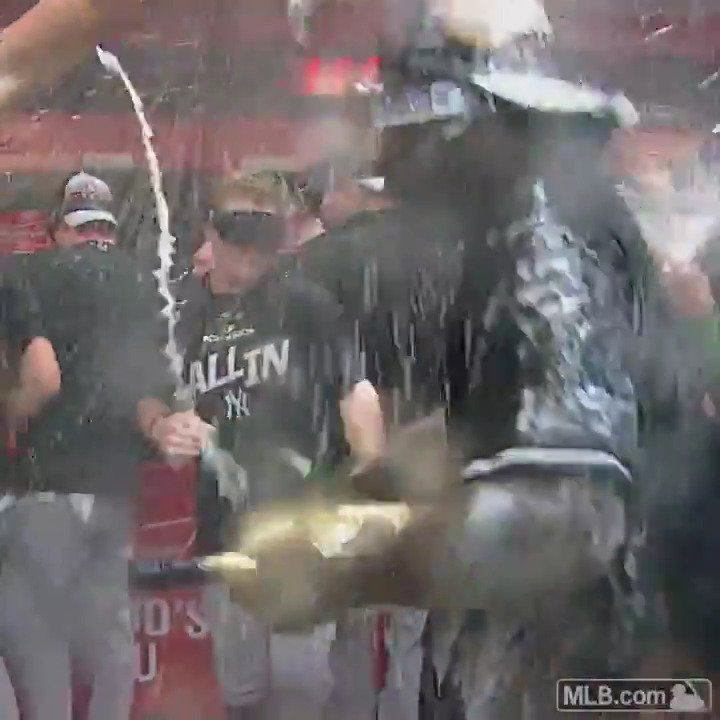 If they count you out, prove them wrong, and let 'em know about it. #ALDS https://t.co/iEL7ofQkOf