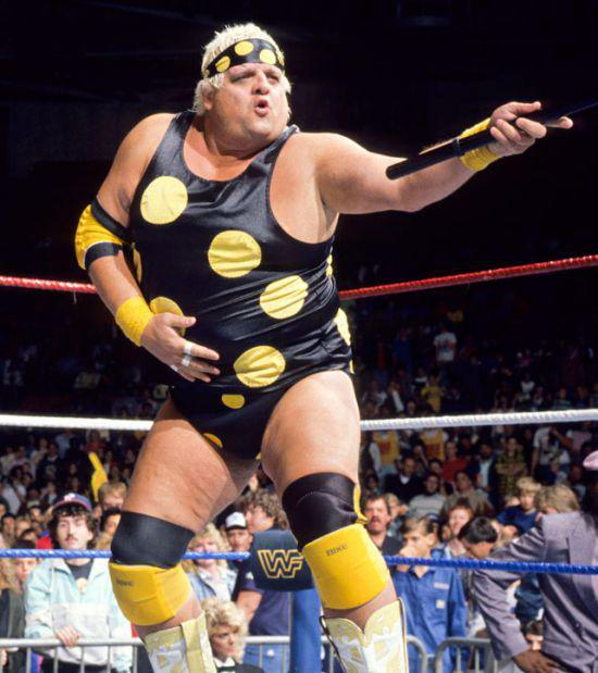 Happy Birthday to Dusty Rhodes who would have turned 72 today!
