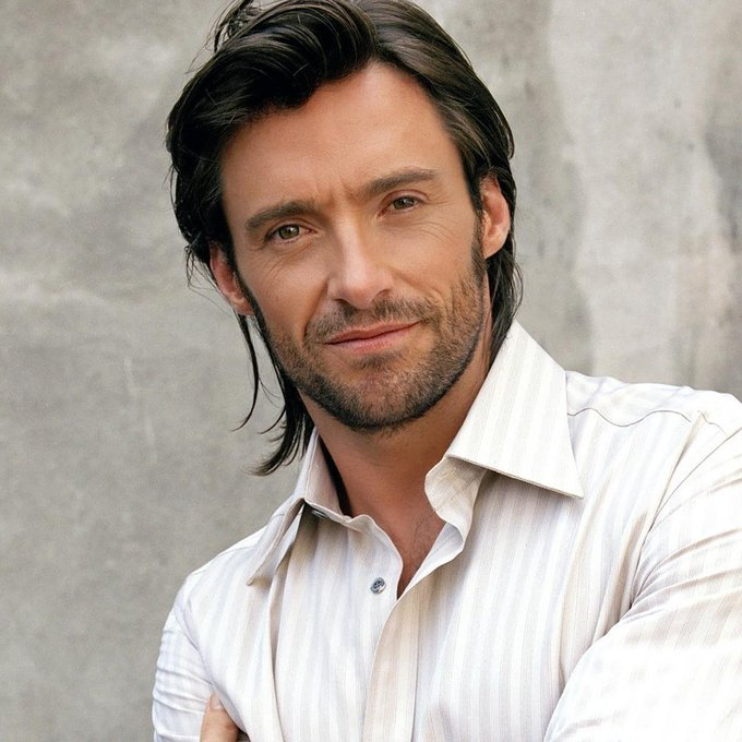 Today is my favorite hero Hugh Jackman\s Happy Birthday....