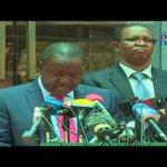 Government bans anti-IEBC demos in the CBDs of Nairobi, Mombasa and Kisumu