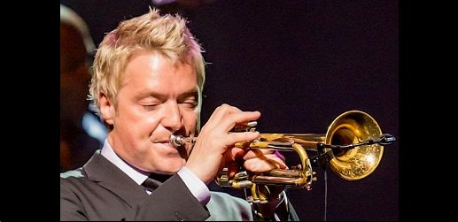 "Happy Birthday to trumpeter and composer Christopher Stephen ""Chris\"" Botti (born October 12, 1962)."