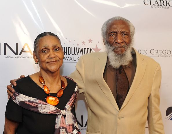 I never learned hate at home, or shame. I had to go to school for that. Happy Birthday to the Great Dick Gregory