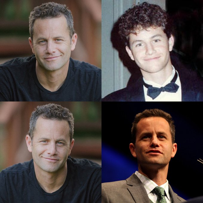 Happy 47 birthday To Kirk Cameron. Hope that he has a wonderful birthday.