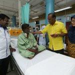 120 patients in HKL get cash donation for Deepavali