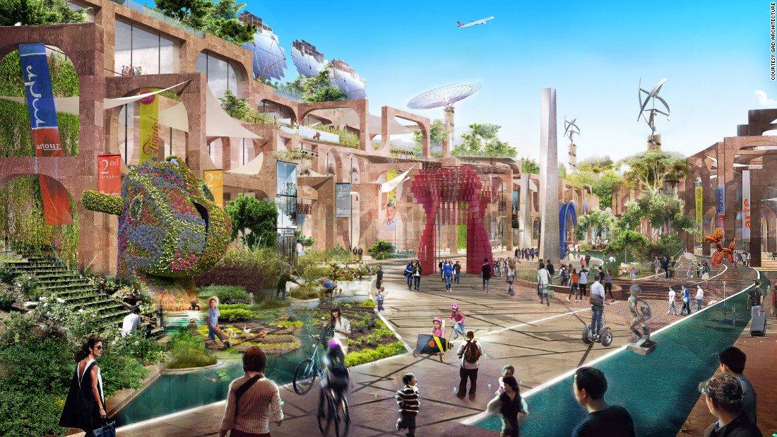 2017's most innovative architecture looks like Disney World for design geeks https://t.co/6ZjVEzg2lM https://t.co/cHyMCKBR6C