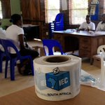 IEC needs R180m to update voter addresses