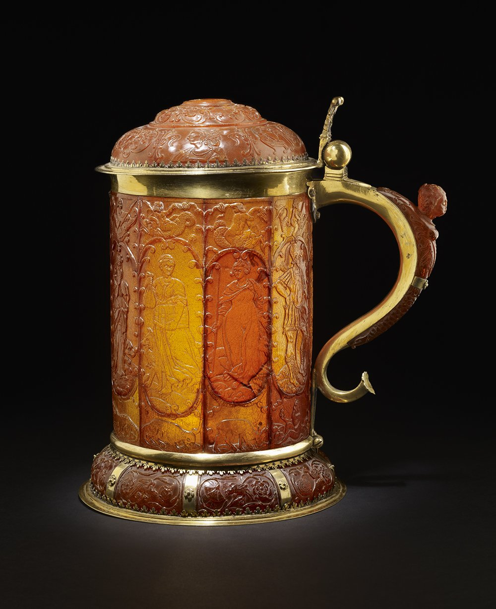 The first #Oktoberfest took place #onthisday in 1810. These magnificent tankards were all made in Germany. Prost! �� https://t.co/u0h5lDNlsI