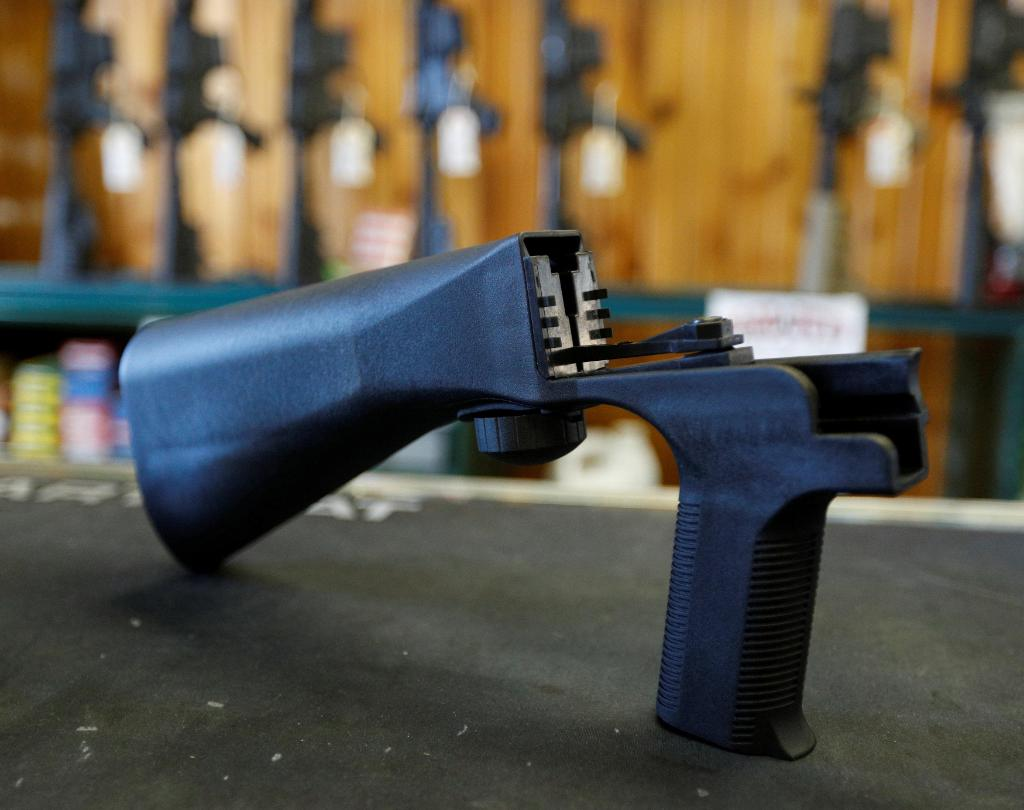 Can the ATF regulate bump stocks, the device used by the Las Vegas shooter? https://t.co/13hdxUA1pz https://t.co/XKupu5aMal