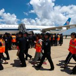 Cambodia deports 74 Chinese arrested for telecom extortion scams