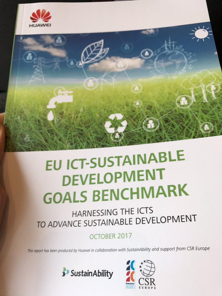 #ICT4SDGs